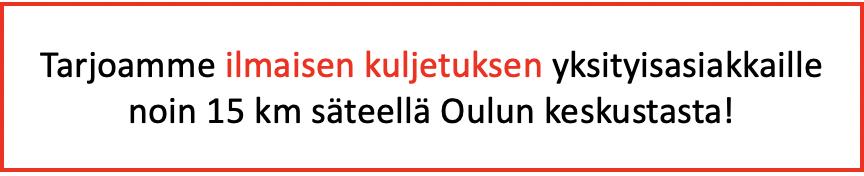 Oulun Pesulapalvelu